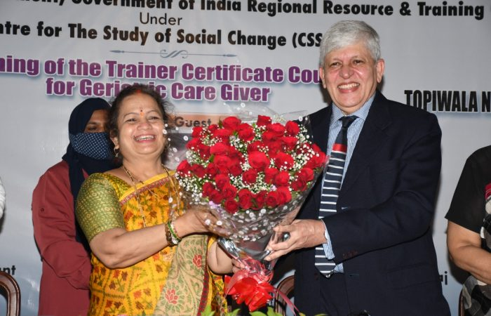 Inaugural Function of Training of the Trainer Certificate Course For Geriatric Care